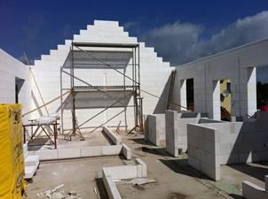 Ztracené bednění 30 spotřeba betonu